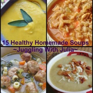 15 Healthy Homemade Soups for National Soup Month