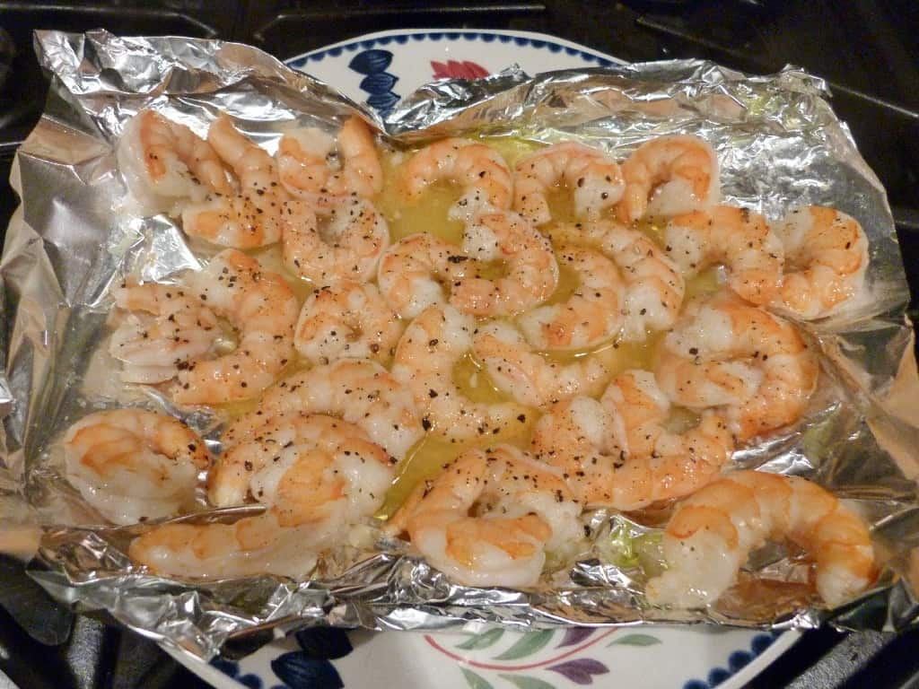 Guest Post! Shrimp and Asparagus Salad - Juggling with Julia ...