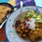 Vegetarian Mexican Quinoa Bowls - juggling with julia