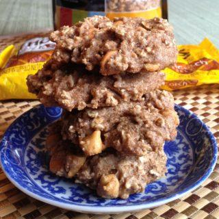 Granola Crunch Oatmeal Butterscotch Cookies