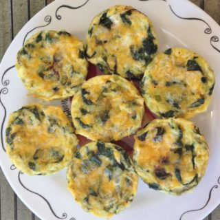 Farm Share Lessons (plus Egg Muffins with Swiss Chard and Leeks)
