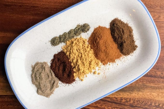 DIY Chai Spice Mix - juggling with julia
