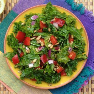 Massaged Kale Salad