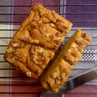 Best Ever Low Fat Pumpkin Bread