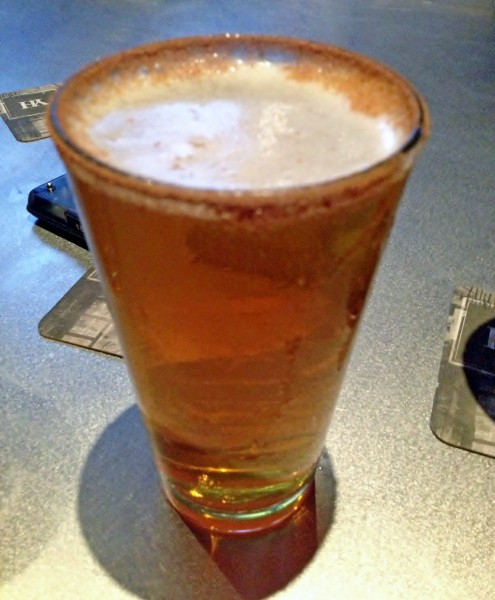 Shipyard Pumpkin Ale -- Juggling With Julia