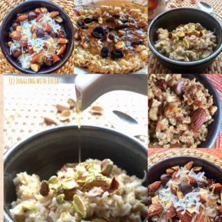 7 Ways to Eat Oatmeal Like a Boss