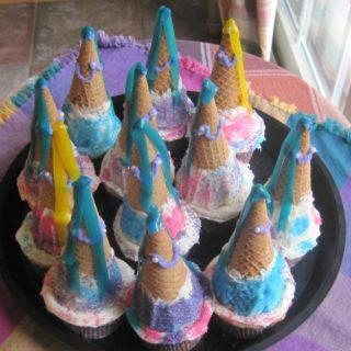 A Princess Party?  Arggghh!