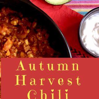 Autumn Harvest Chili