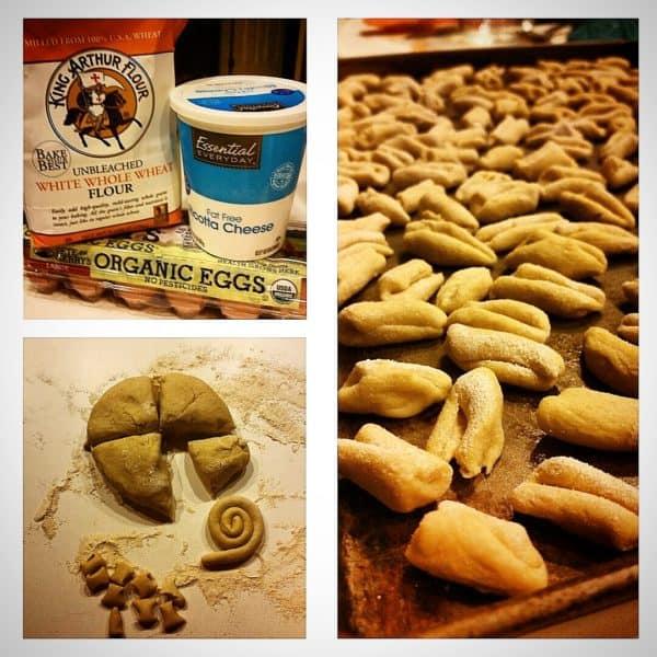 how to make homemade whole wheat pasta