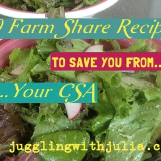 10 Farm Share Recipes to Save You From Your CSA