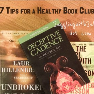 7 Tips for a Healthy Book Club