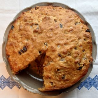 Whole Grain Irish Soda Bread